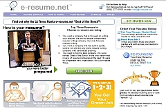 best resume services review of e resume net